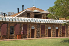 堡垒Skanskop,比勒陀利亚,南非 免版税库存照片