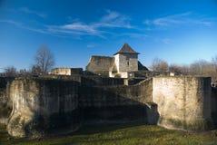 堡垒suceava 库存照片