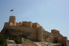 堡垒swadi 免版税图库摄影
