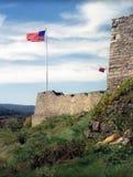 堡垒ticonderoga 免版税图库摄影