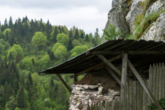 堡垒Urich 库存图片
