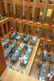 洪堡大学图书馆在柏林 免版税库存图片