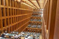 洪堡大学图书馆在柏林 免版税库存照片
