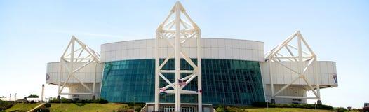 堪萨斯城Kemper竞技场美国皇家 库存照片