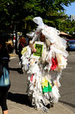塑料人 免版税库存图片