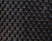 黑塑料净滤网保护 向量例证