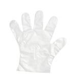 塑料手套 免版税库存图片