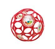 塑料明亮的玩具为 免版税库存照片