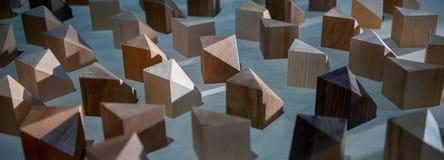 塑料模型 免版税库存照片