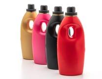 塑料洗涤剂瓶 图库摄影