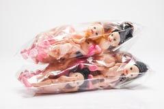 塑料玩偶 免版税库存图片
