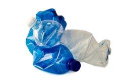 塑料瓶 免版税图库摄影
