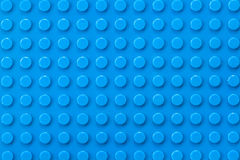 塑料的砖 免版税库存照片