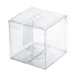 塑料盒 免版税库存图片