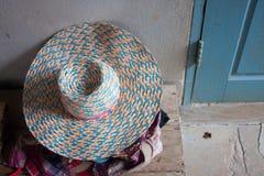 塑料盖帽 免版税库存照片