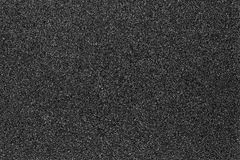 黑塑料纹理背景,关闭 库存图片
