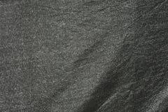 黑塑料纹理细节  免版税库存照片
