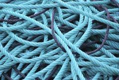 塑料绳索 图库摄影