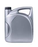 塑料罐 免版税库存图片