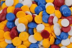 塑料聚合物 库存图片