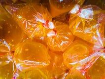 塑料袋 免版税图库摄影