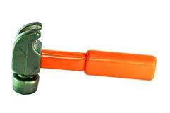 塑料锤子 库存图片