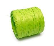 塑料绳索卷  库存照片
