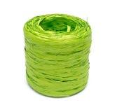 塑料绳索卷  库存图片