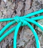 塑料绳索宏指令 库存图片