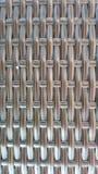 塑料滤网纹理 抽象纹理 免版税库存图片