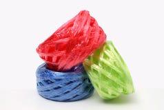 塑料绳索 免版税图库摄影