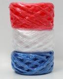 塑料绳索 库存图片