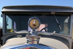 塑造1930年福特小轿车 免版税库存照片