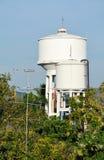 水塔。 库存图片