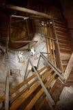塔上升的Camburg 免版税库存图片