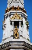 塔上面泰国寺庙的 免版税图库摄影