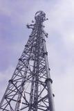 塔信号 库存图片