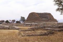 塔克西拉遗产在巴基斯坦 免版税库存图片