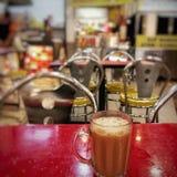 塔利克,马来西亚人拉扯了茶 免版税图库摄影