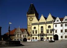 塔博尔,捷克共和国 免版税库存图片