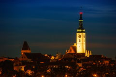 塔博尔,捷克共和国 免版税图库摄影