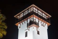 塔口岸门户,马略卡 免版税库存图片