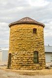 水塔和监狱 库存图片
