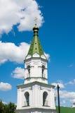塔响铃圣灵的教会 库存图片