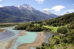 巴塔哥尼亚,智利 免版税库存图片