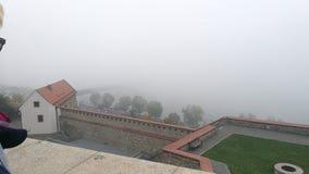 塔在匈牙利 库存图片