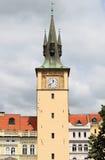 水塔在布拉格 库存图片