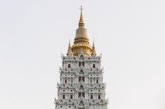 塔在泰国 库存图片