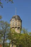 水塔在Alt Buch,柏林 库存照片