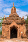 塔在Bagan 库存图片